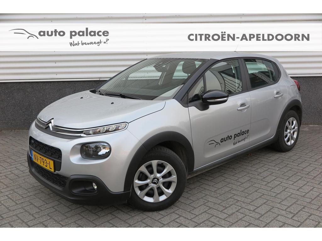 Citroën C3 1.2 puretech 82pk (105g) feel