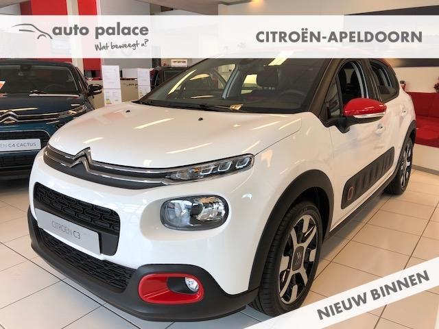 Citroën C3 Shine puretech 82pk