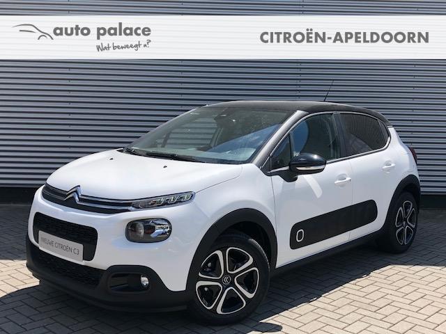 Citroën C3 1.2 puretech 82pk feel edition
