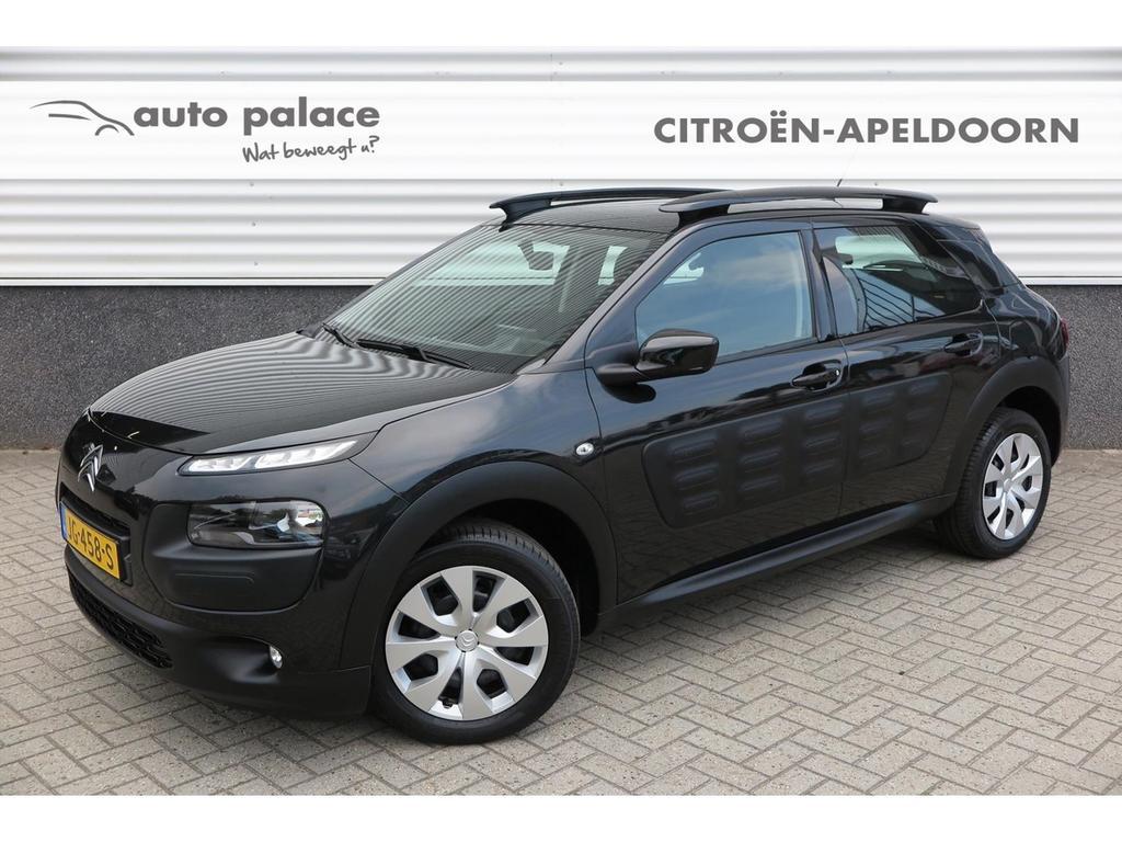 Citroën C4 cactus Vti 82pk navigatie