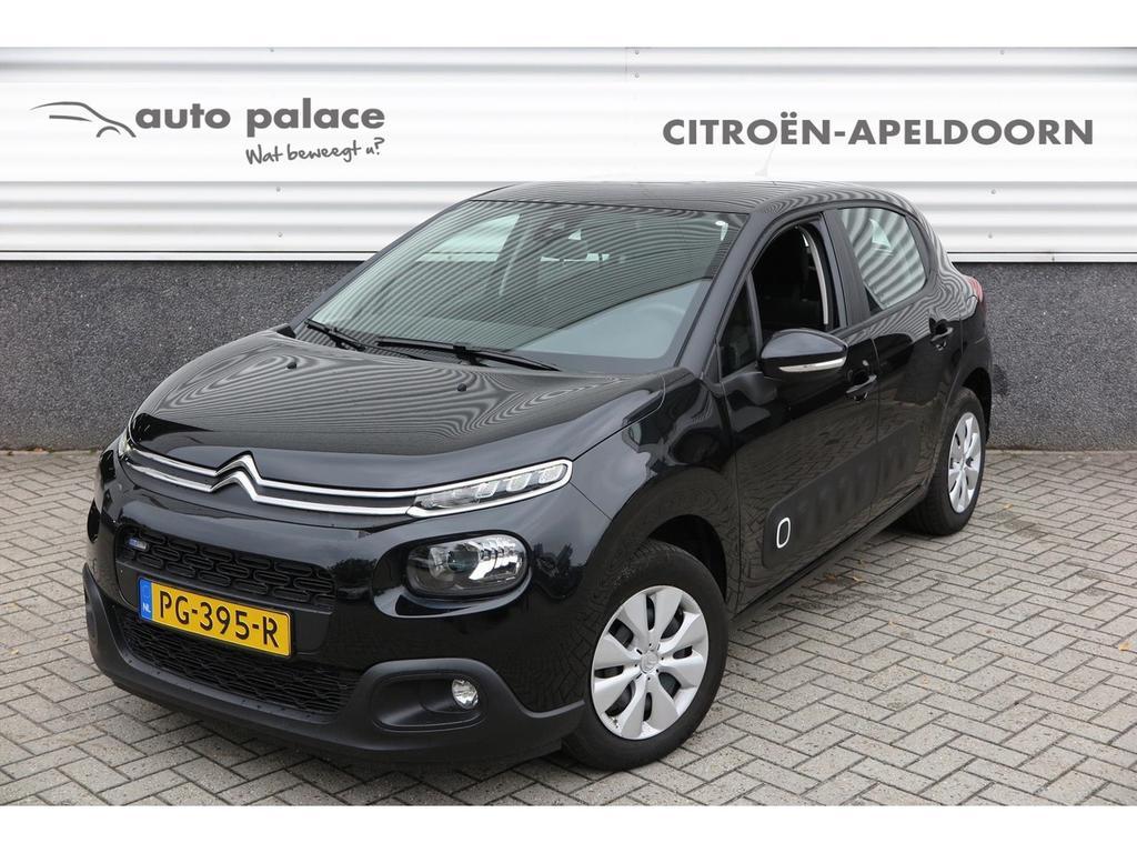 Citroën C3 1.2 puretech 82pk feel navigatie