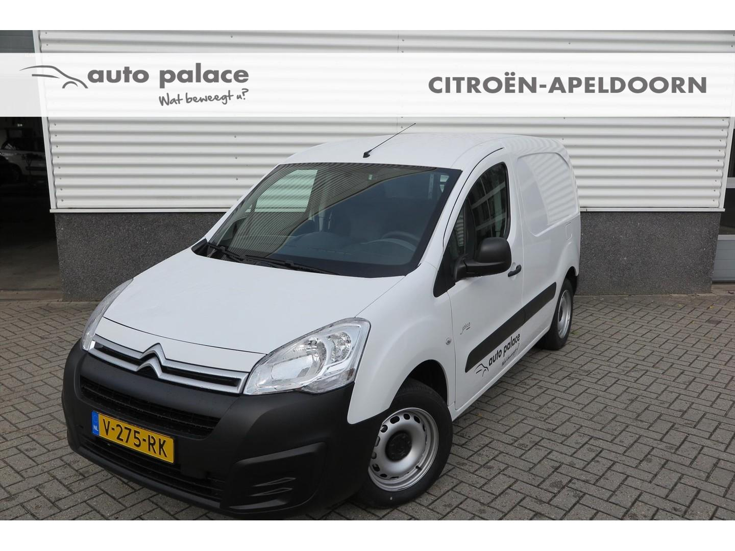Citroën Berlingo 1.6 hdi club 100 pk