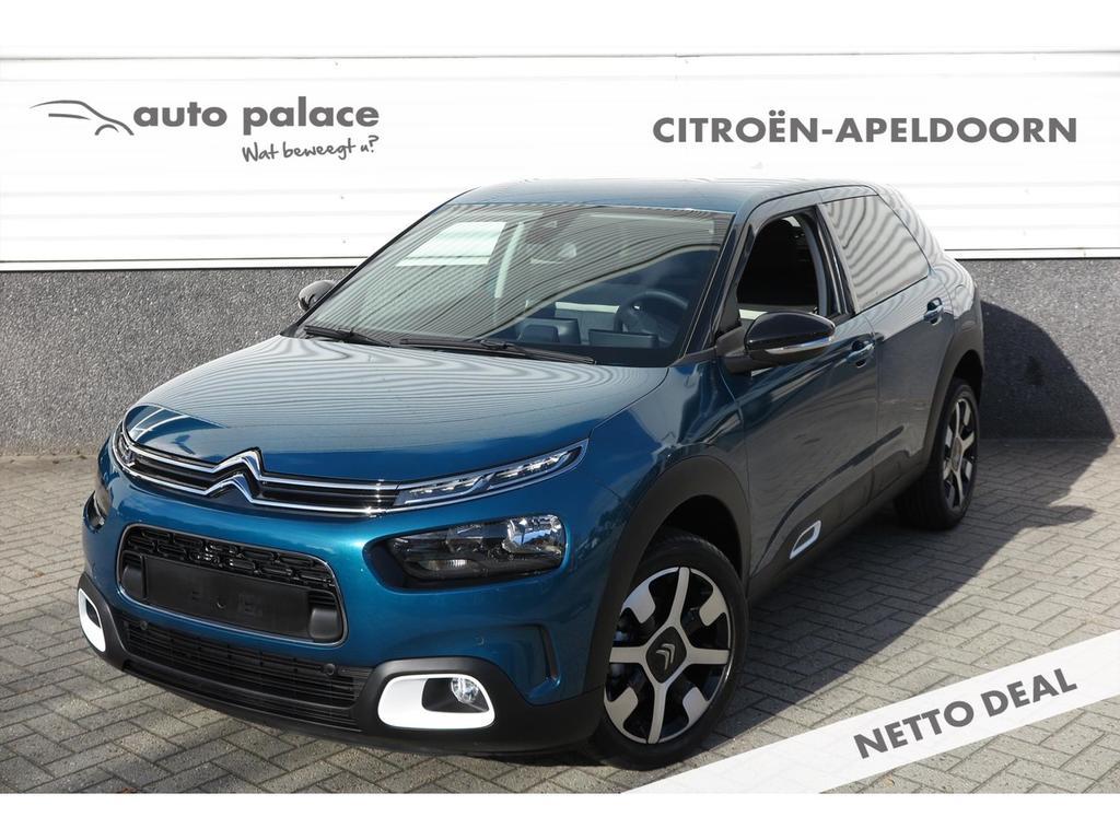 Citroën C4 cactus 1.2 puretech 110pk s&s shine