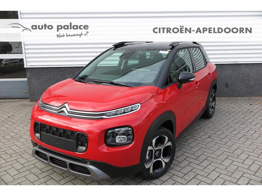 Citroën C3 aircross 1.2 puretech 110pk s&s shine