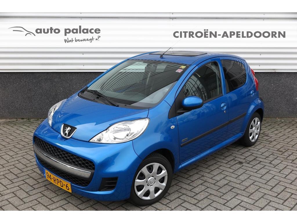 Peugeot 107 1.0 12v 68pk 5d xs airco
