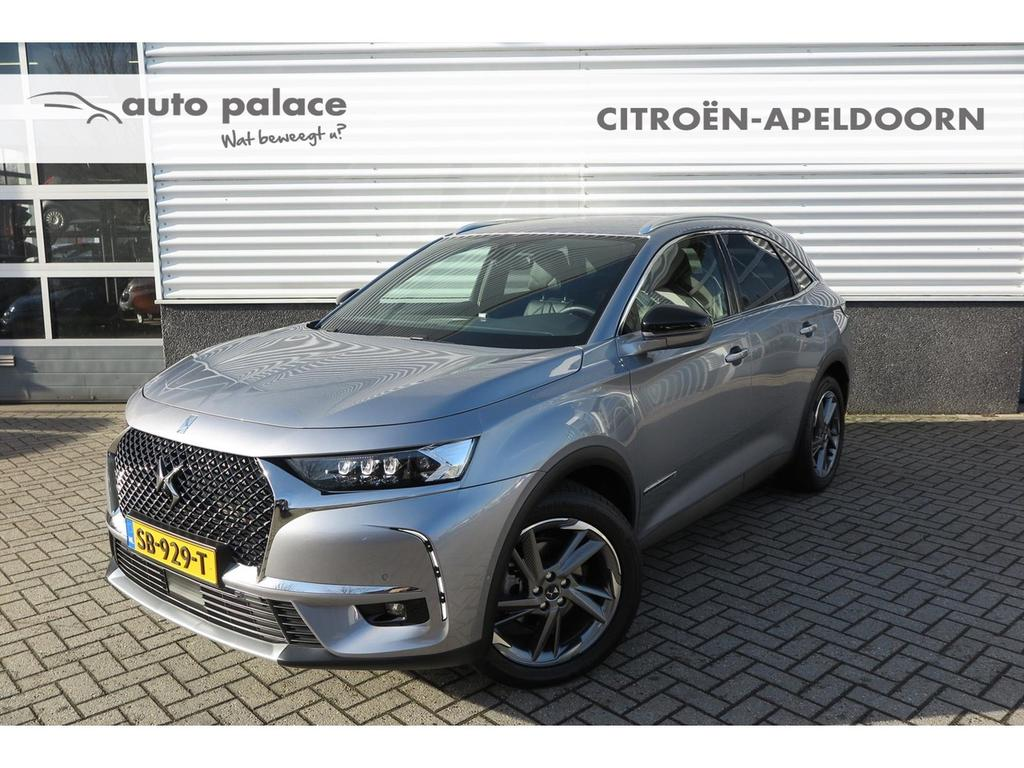 Ds Ds 7 crossback 2.0 bluehdi 180pk aut be chic