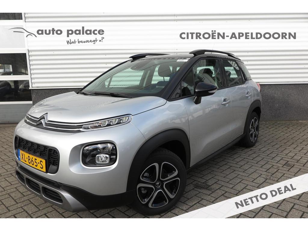 Citroën C3 aircross 1.2 puretech 110pk s&s feel