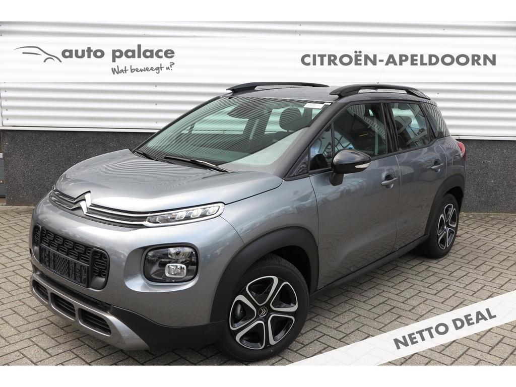 Citroën C3 aircross 1.2 puretech 82pk feel pack relex navigatie