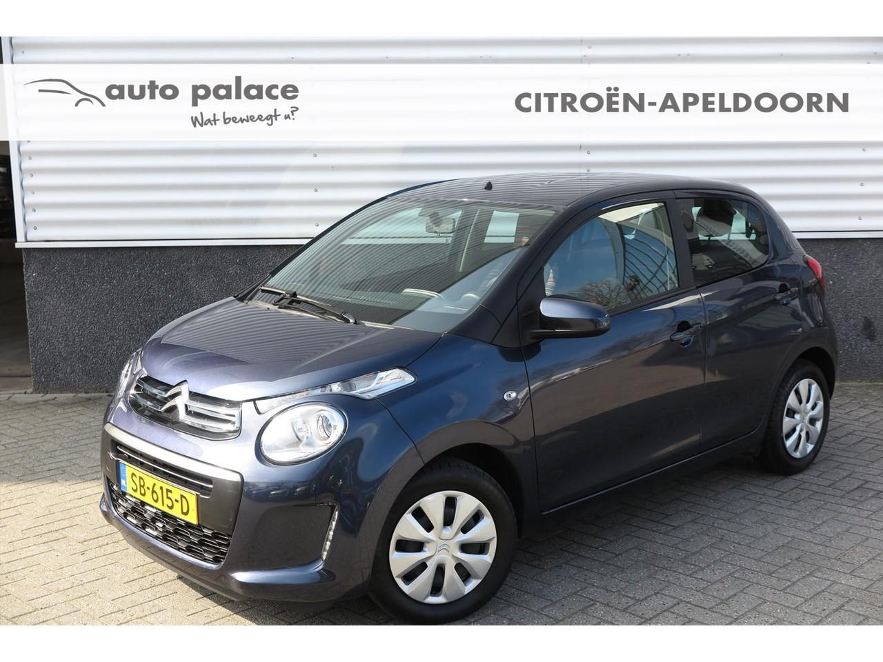 Citroën C1 1.0 e-vti 68pk airdream 5d feel