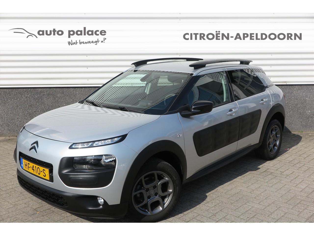 Citroën C4 cactus Vti 82pk shine