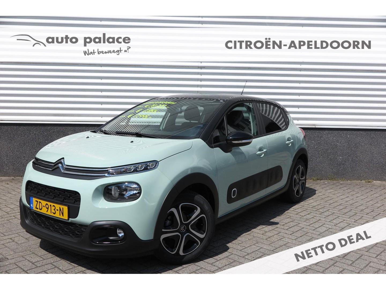 Citroën C3 1.2 puretech 82pk s&s feel edition