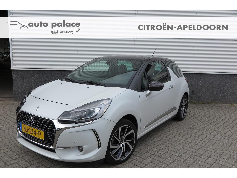 Citroën Ds3 1.2 puretech s&s 110pk le make-up givenchy navigatie