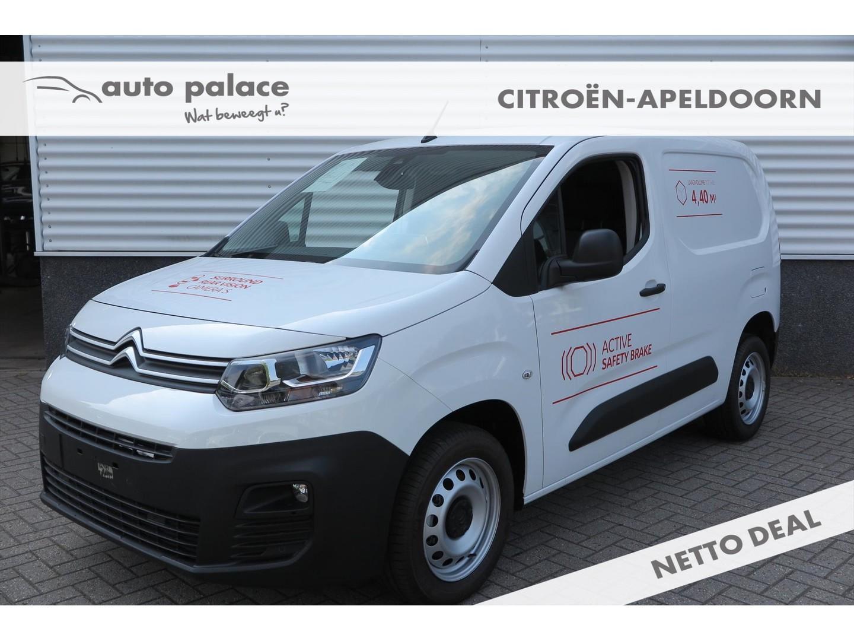 Citroën Berlingo Van gb 1.6 bluehdi 100pk s&s l1 verhoogd laadvermogen
