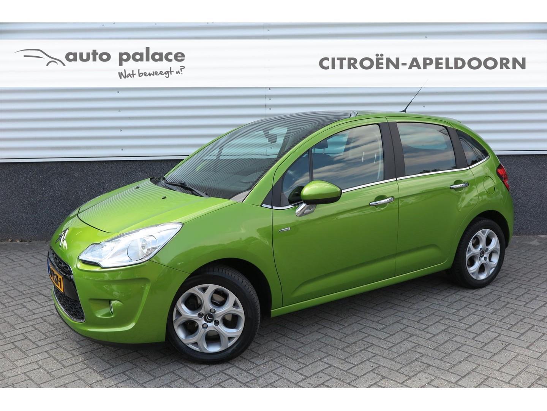 Citroën C3 1.6 vti 120pk exclusive navigatie