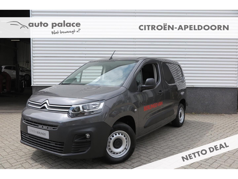 Citroën Berlingo Van gb 1.6 bluehdi 100pk s&s l1 club