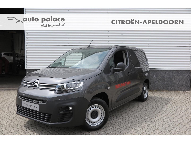 Citroën Berlingo Van bluehdi 100pk s&s club 650kg