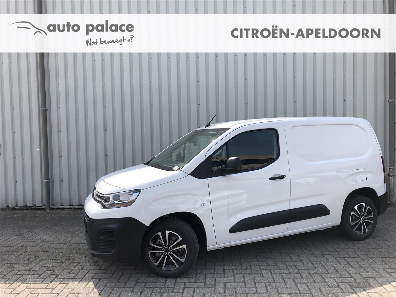 Citroën Berlingo Bluehdi 100pk s&s driver 6.1