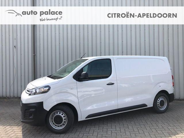 Citroën Jumpy M club bluehdi 95pk