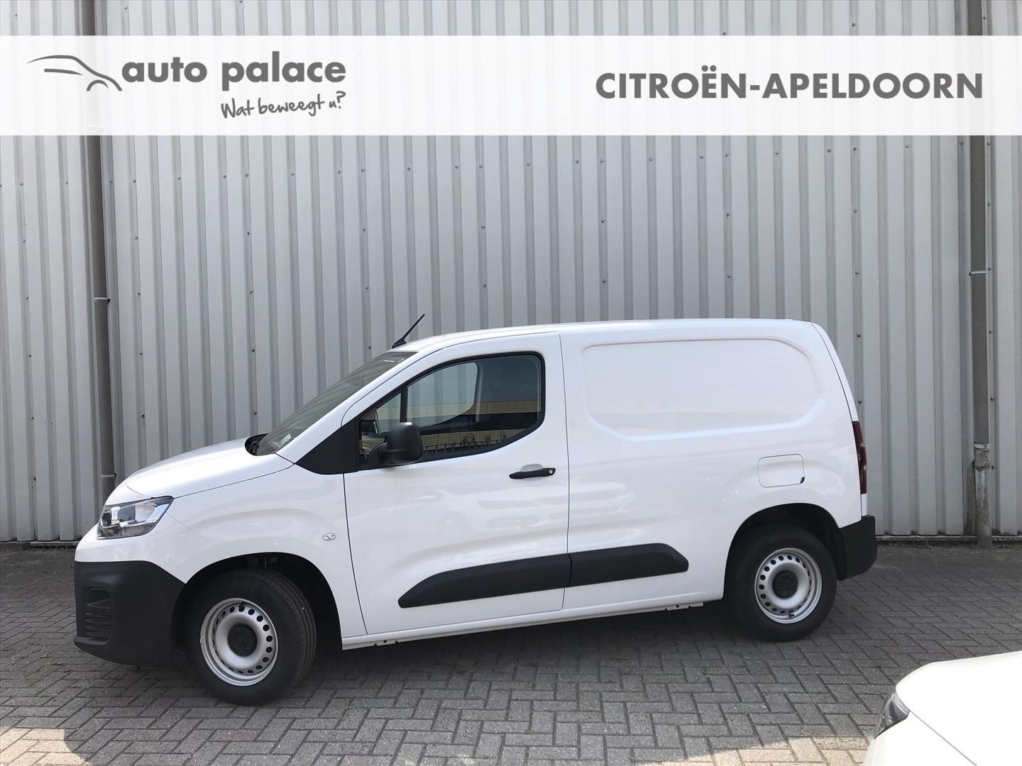 Citroën Berlingo Bluehdi s&s 100pk club