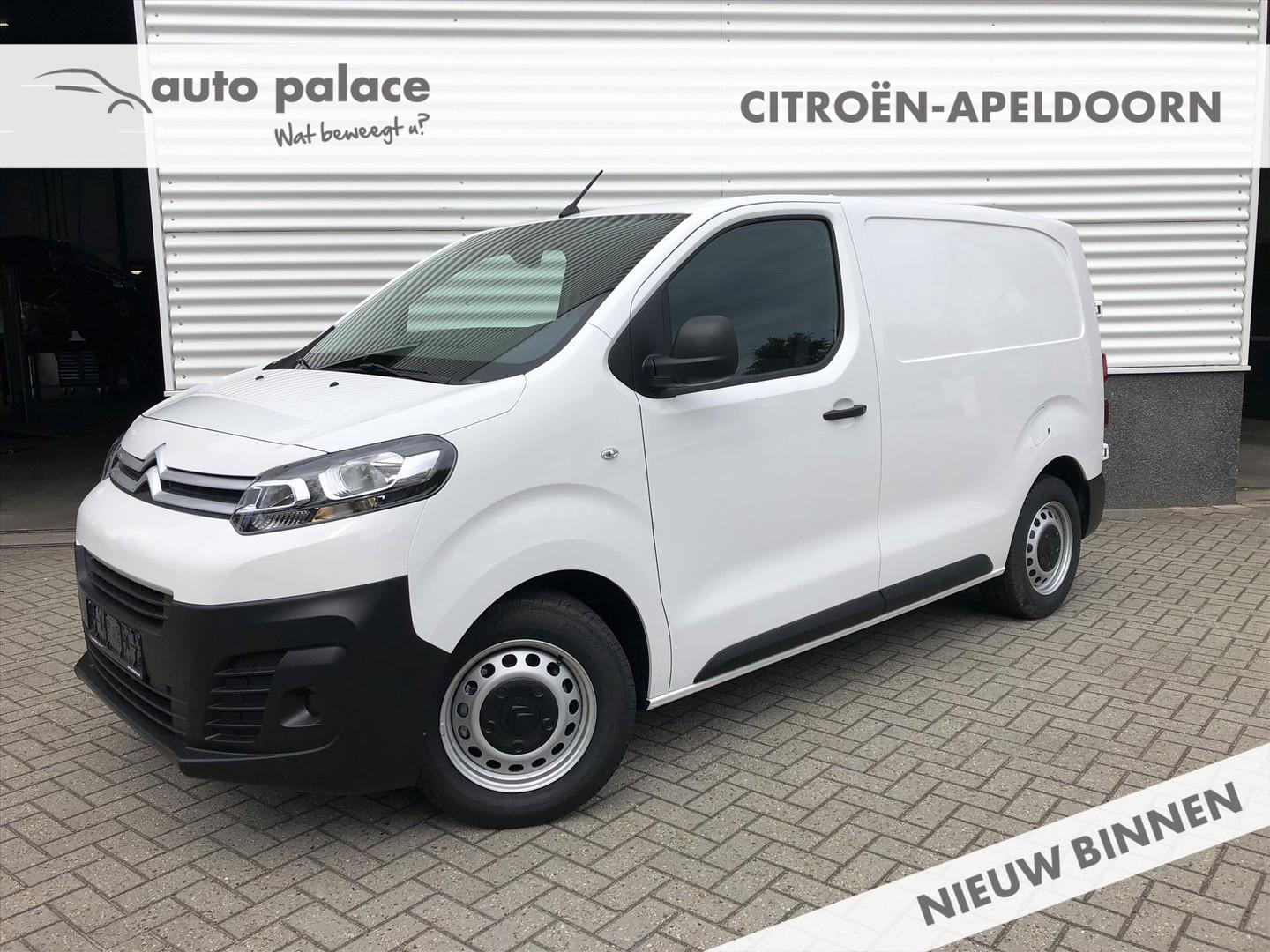 Citroën Jumpy Xs bluehdi 100pk club