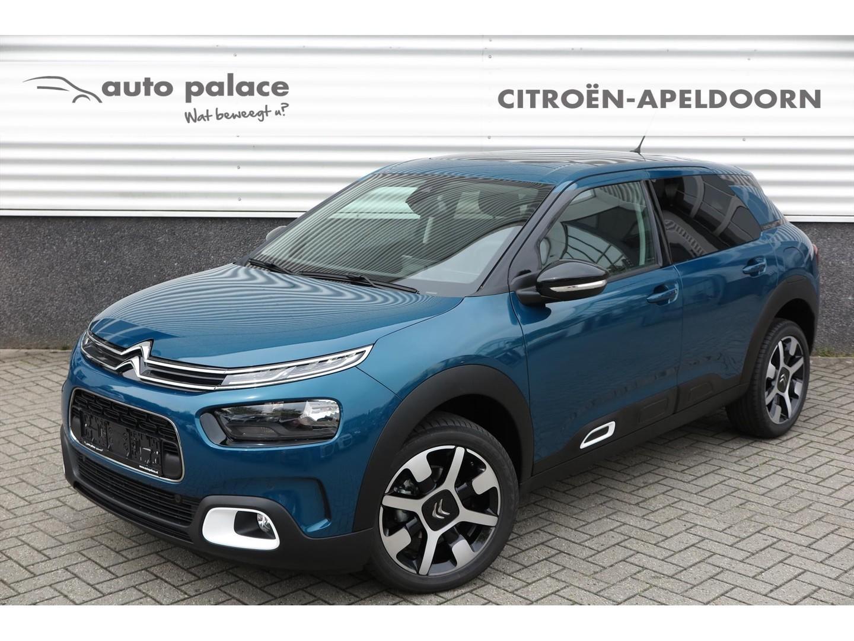 Citroën C4 cactus 1.2 puretech 110pk s&;s shine