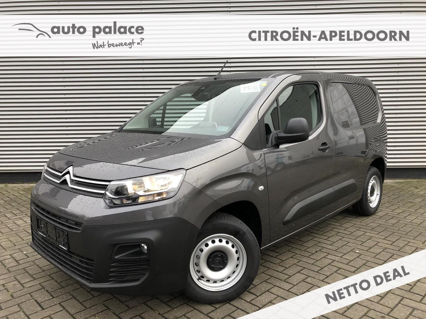 Citroën Berlingo 1.6 hdi 75 pk club