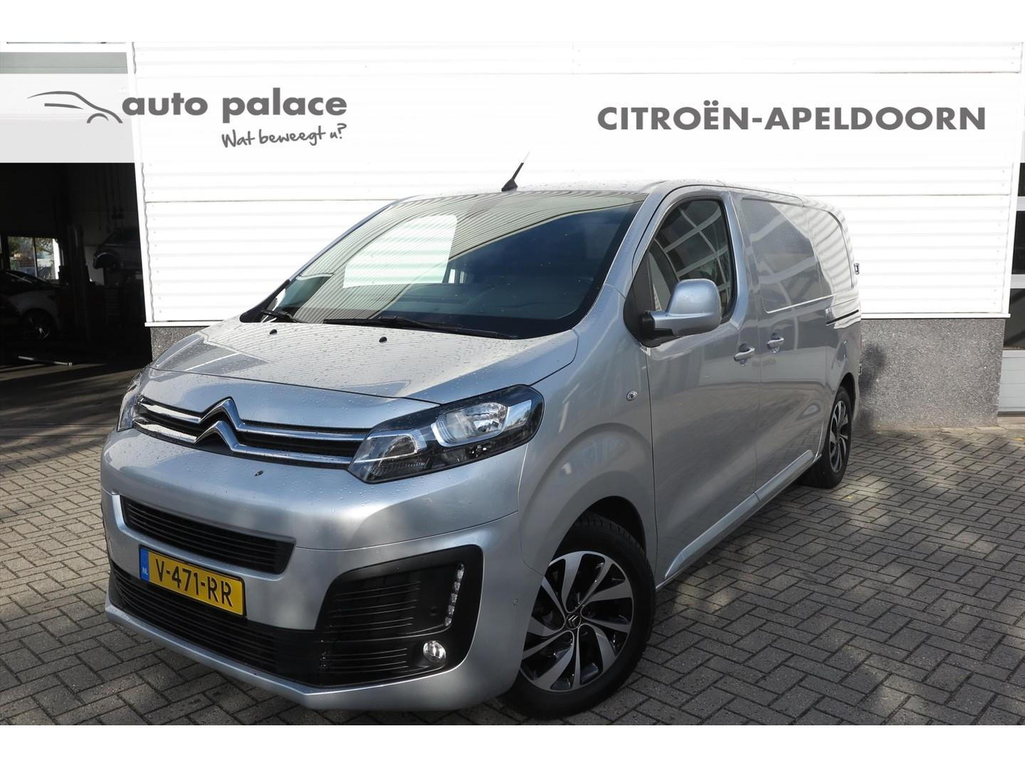 Citroën Jumpy Gb xl 2.0 bluehdi 150pk s&s 3-zitpl business