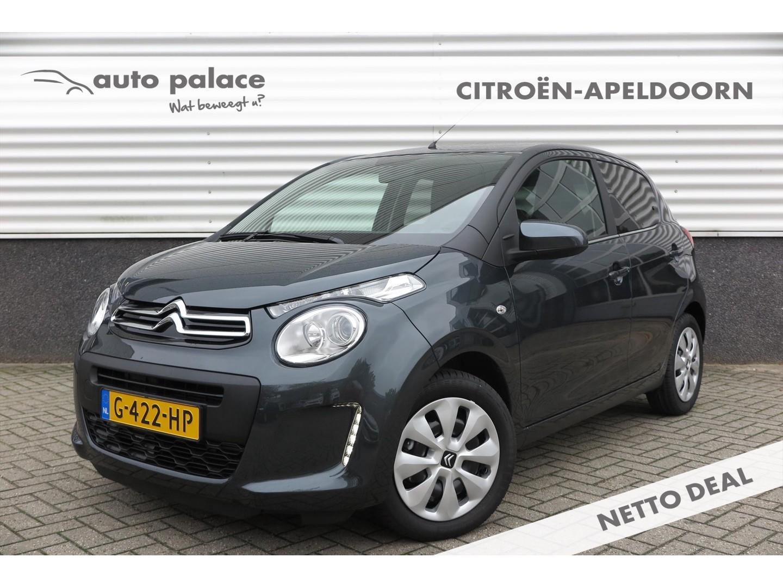 Citroën C1 1.0 vti 72pk s&;s 5d feel airco