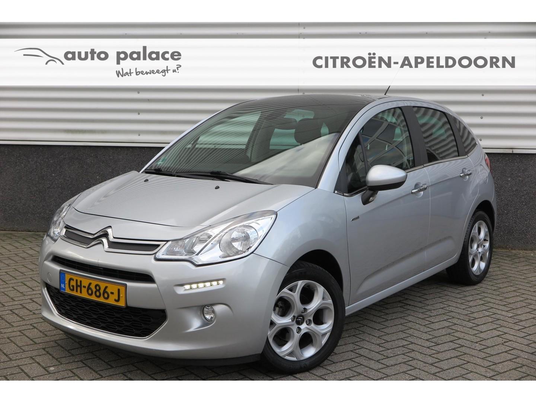 Citroën C3 1.2 vti 82pk exclusive l leder l navigatie l stoelverwarming
