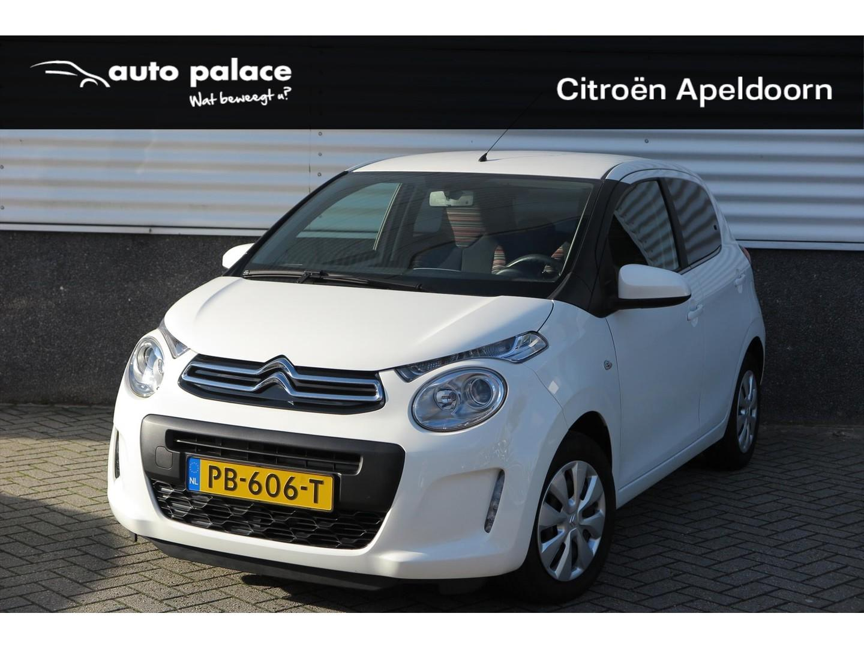 Citroën C1 1.0 e-vti 68pk 5d feel bluetooth airco