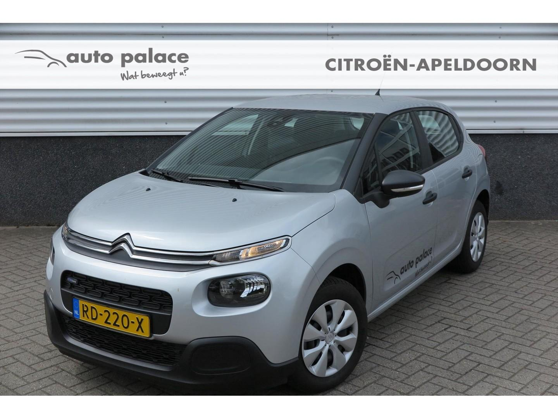 Citroën C3 1.2 puretech 68pk live airco radio bluetooth