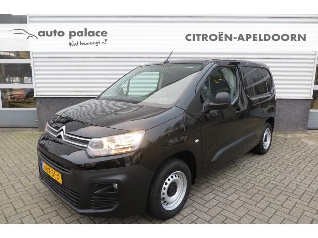 Citroën Berlingo Van club 1.6 650kg bluehdi 100pk l1