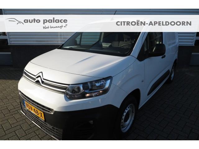 Citroën Berlingo Van club 1.6 650kg bluehdi 75pk l1