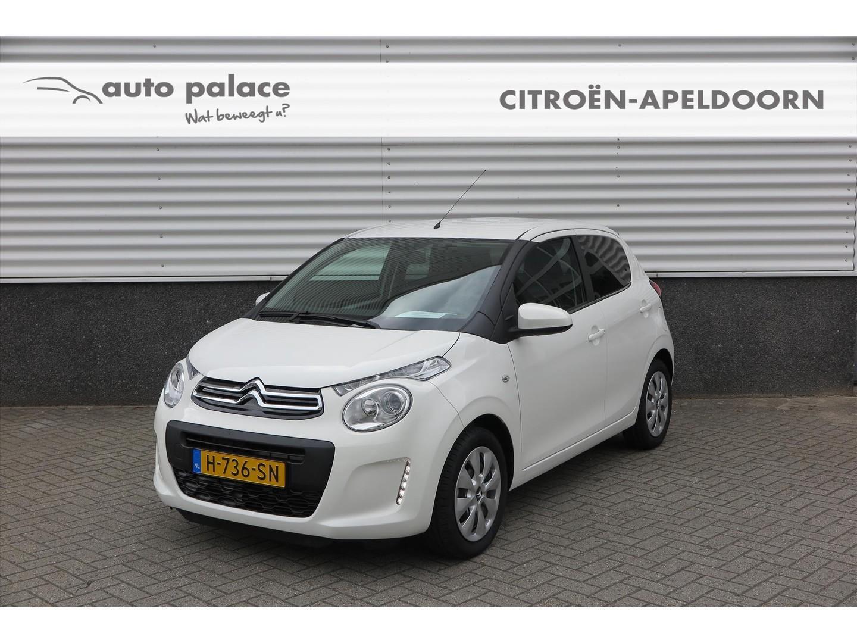 Citroën C1 1.0 vti 72pk 5d feel airco