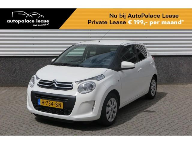 Citroën C1 1.0 vti 72pk feel airco - private lease actie