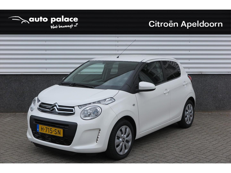 Citroën C1 1.0 vti 72pk 5d feel airco private lease actie