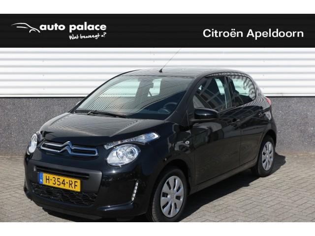 Citroën C1 1.0 vti 72pk 5d feel airco private lease actie € 199 per maand