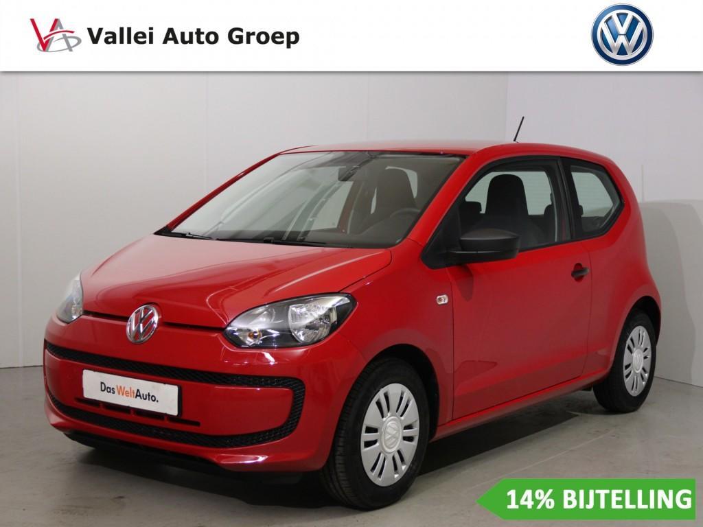 Volkswagen Up! 1.0 60pk take up bluemotion