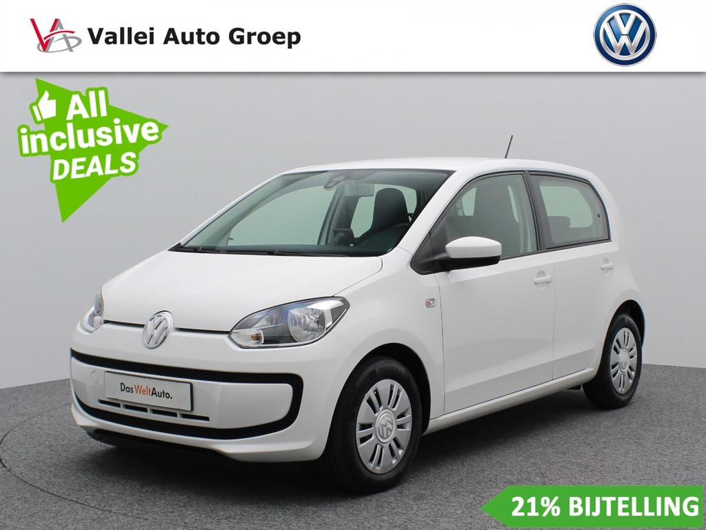 Volkswagen Up! 1.0 60pk move up! bluemotion all-inclusive