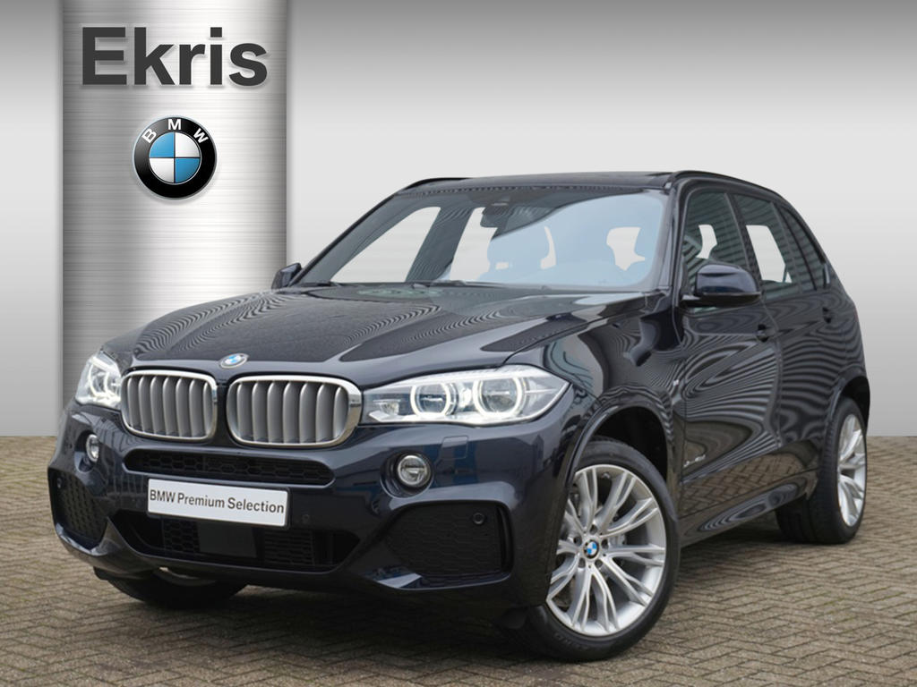Bmw X5 40d xdrive aut. high executive innovation pack m sportpakket