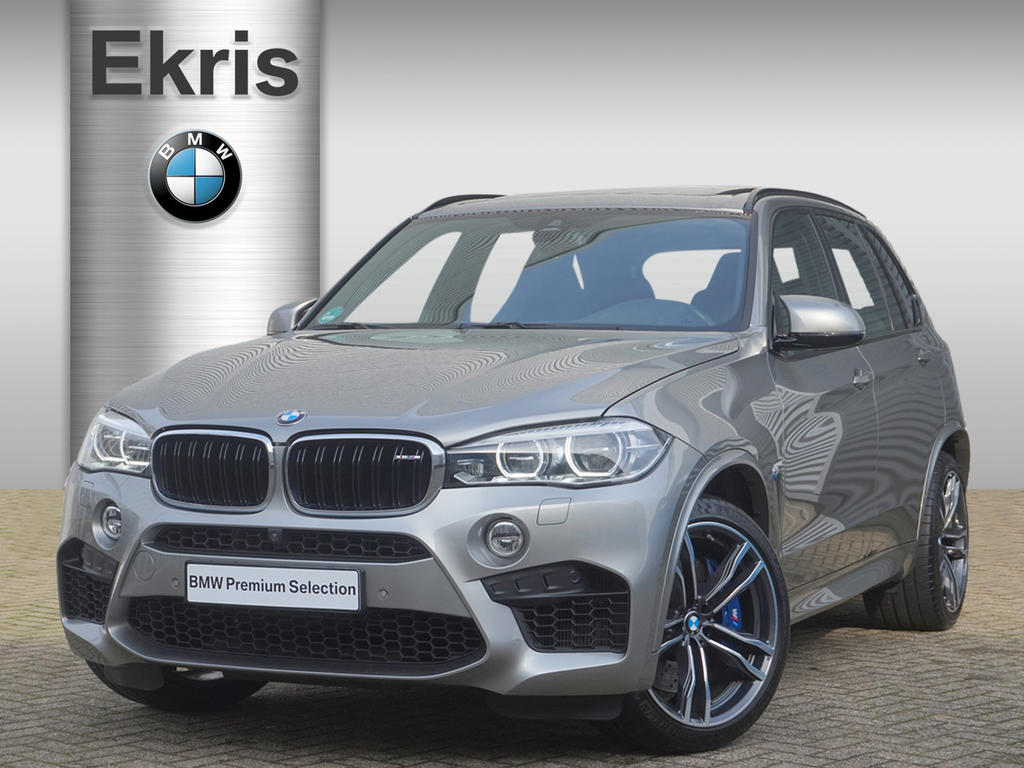 Bmw X5 M m drivers package