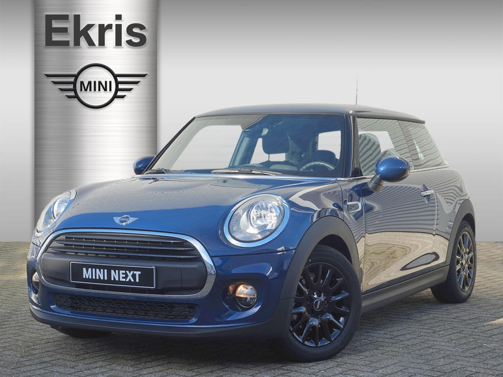 Mini 3-deurs One aut. pepper