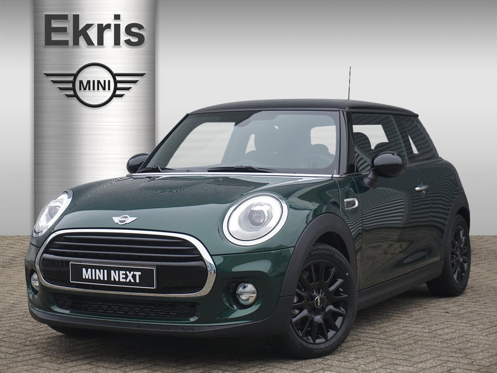 Mini 3-deurs Cooper serious business