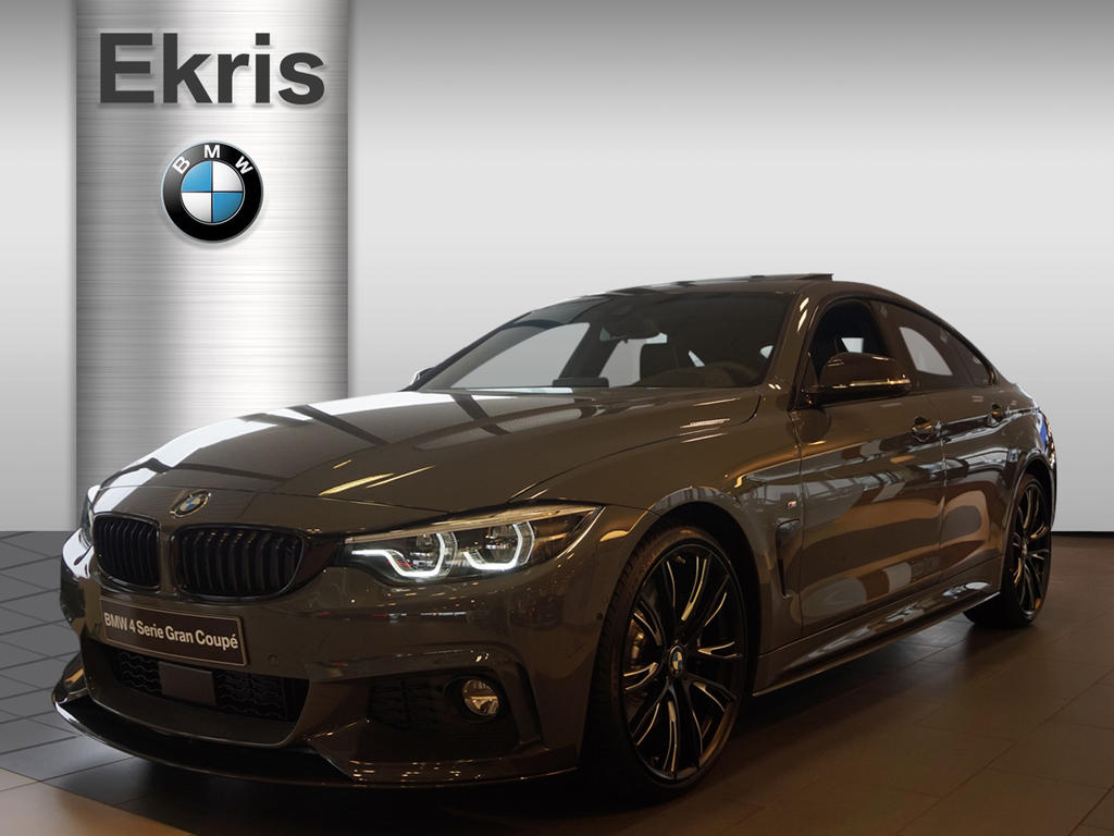 Bmw 4 serie 430i gran coupé aut. high executive m sportpakket m performance