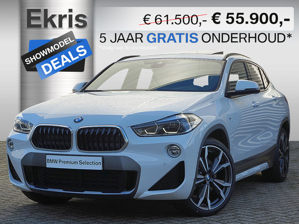 Bmw X2 Sdrive20i aut. high executive m sportpakket - showmodel deal