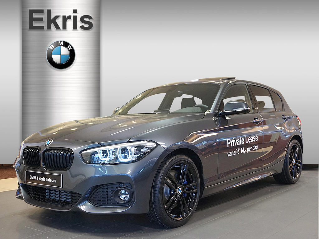 Bmw 1 serie 118i aut. high executive m sportpakket shadow
