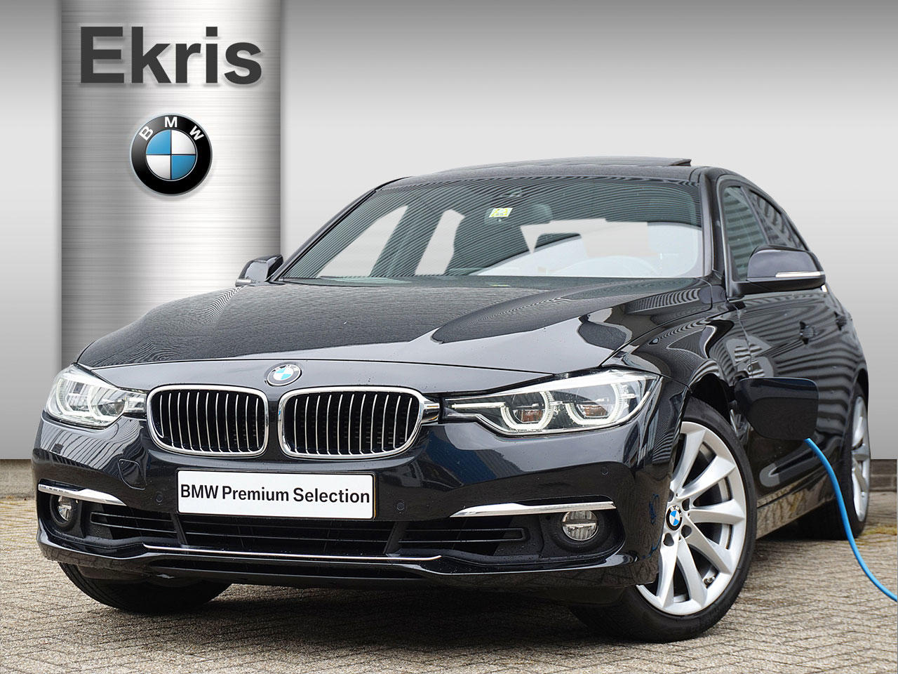 Bmw 3 serie 330e sedan aut. high executive luxury line 7% bijtelling tot 30-12-2020!
