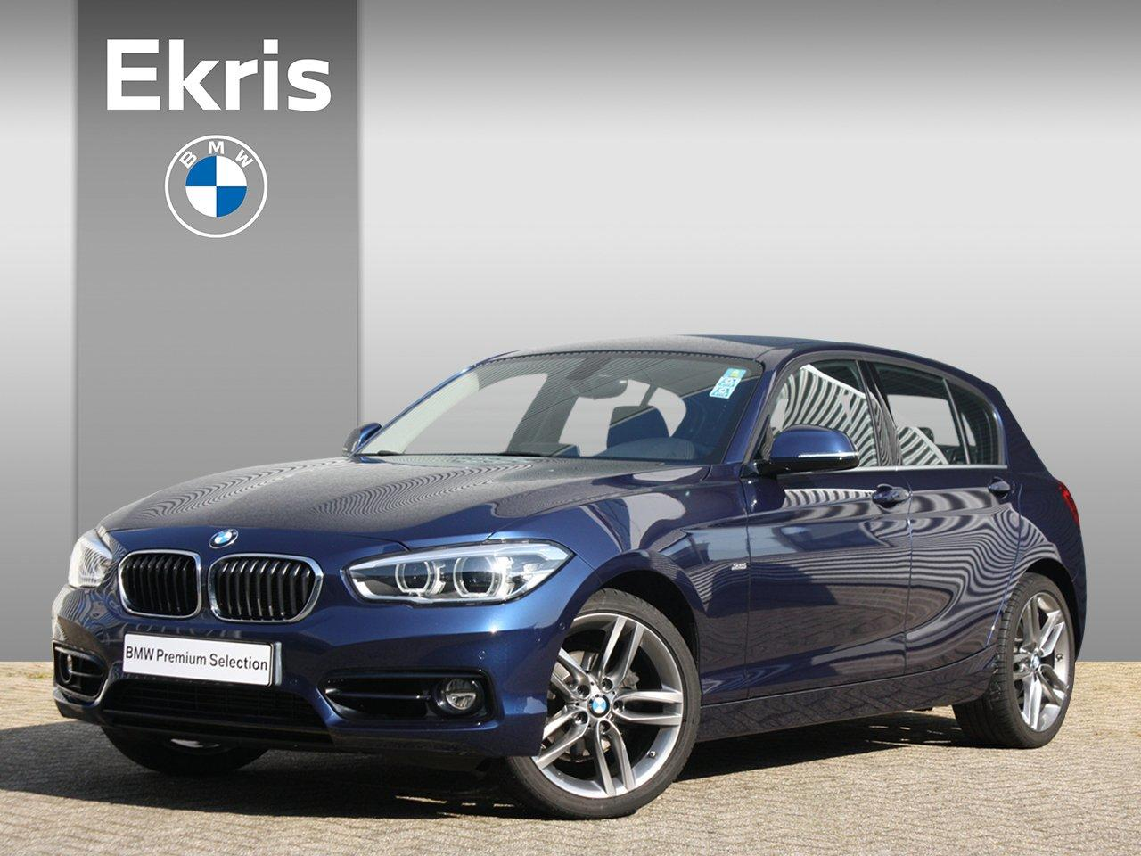 Bmw 1 serie 118d 5-deurs aut. high executive sport line