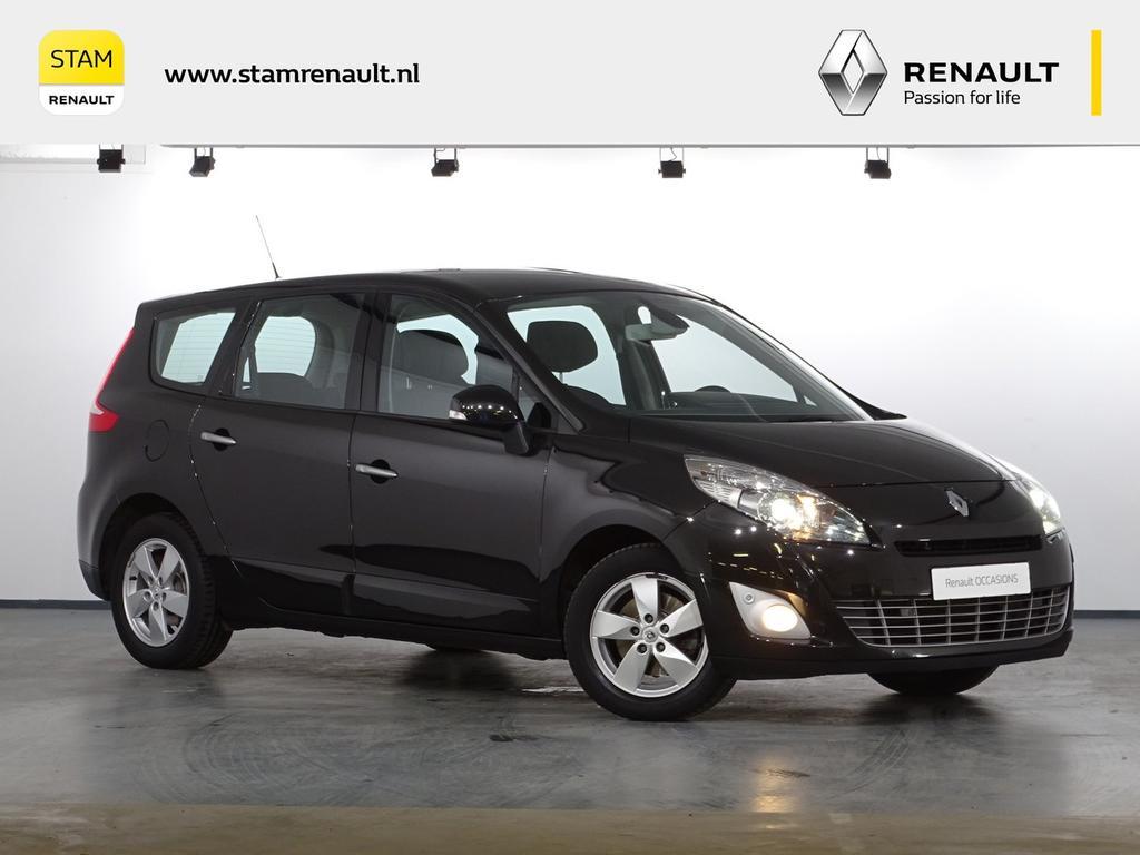 Renault Grand scénic Tce 130pk dynamique apk 01-2020! navig., climate, cruise, park. sens.