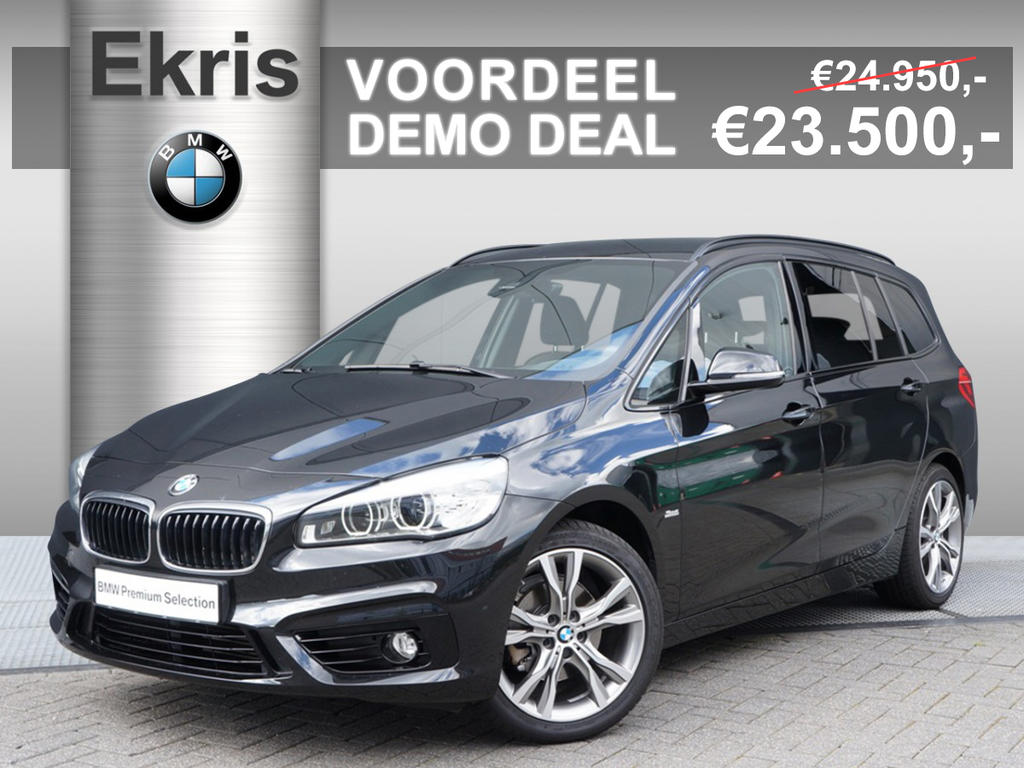 Bmw 2 serie 216d gran tourer aut. executive sport line